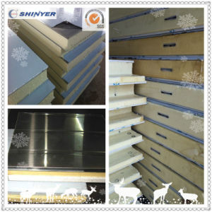 PU Sandwich Insulated Board for Refrigerator pictures & photos