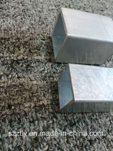6000 Alloy Regular Sizes Aluminum Extruded Square Tube 6X6 ~200X200mm pictures & photos