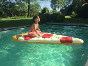 Inflatable Pizza Mattress pictures & photos