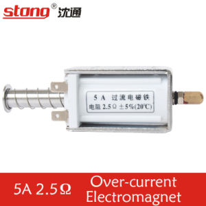 Solenoid Trip Coil Over-Current Electromagnet for Vcb pictures & photos