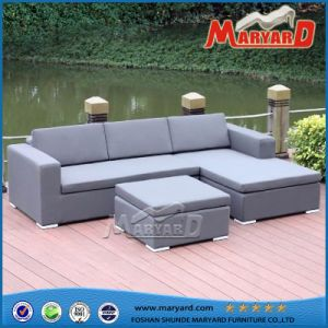 Modern Outdoor Patio Fabric Sofa Set pictures & photos