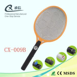 Hot Selling Big Net Electronic Rechargeable Mosquito Killer Repellent Swatter, Insect Bug Trap Racket Bat with LED in China pictures & photos