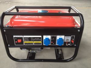 2-2.8kw Portable Gasoline Generator for Home pictures & photos