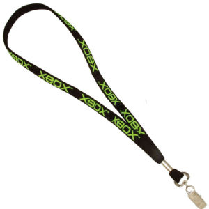 Wholesale Customized Cheap Textile Lanyard pictures & photos