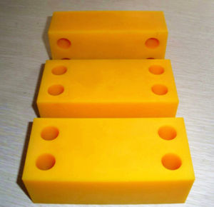 Urethane Block for Reducing The Impact
