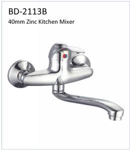 Bd2113c 40mm Single Lever Zinc Bath Faucet pictures & photos