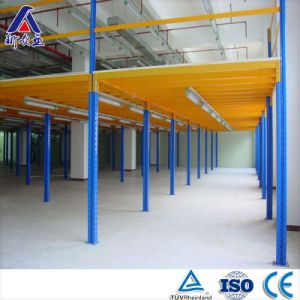 Powder Coating Heavy Duty Industrial Mezzanine Floor pictures & photos