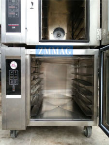for Commercial Italian Rotary Bread Convection Oven Kitchen Gas Prices (ZMR-5FM) pictures & photos