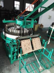 Lace Braiding Machine (mechanical) pictures & photos