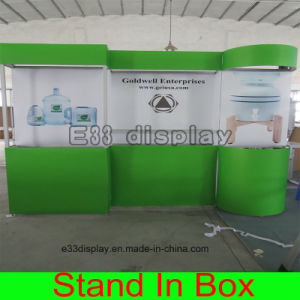 Custom Easy Set-up Portable Acrylic Display Stand for Trade Show Fair pictures & photos