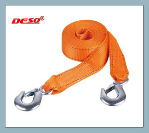 Retractable Ratchet Tie Down Strap with Hook pictures & photos