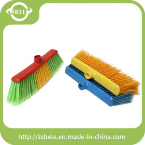 Colorful Sweeping Cleaning Broom pictures & photos