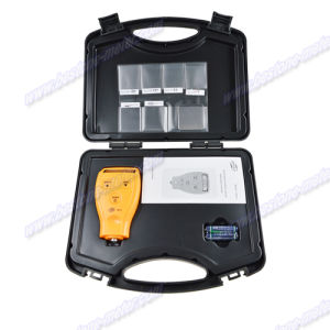 Mini Type Coating Thickness Gauge with Built-in F & NF Probe Be211 pictures & photos