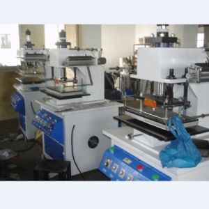 Tam-320-H Automatic Hydraulic Pressure Foil Stamping Machine pictures & photos