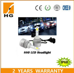 Hot Selling Car LED Headlight Bulb H4 pictures & photos