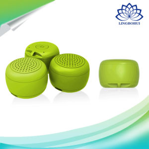 5 Colors Mini Portable Loudspeaker Wireless Audio Amplifier Bluetooth Speaker pictures & photos