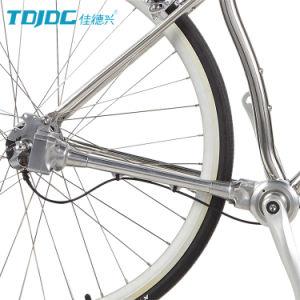 High Technology Shaft Drive Road Bicycle City Bike pictures & photos