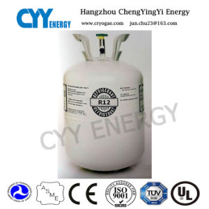 High Purity Mixed Refrigerant Gas of R12 with GB pictures & photos