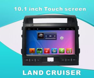 Android System Car DVD GPS for Highlander 10.1 Inch Touch Screen with Bluetooth/TV/MP3/MP4 pictures & photos