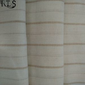100% Cotton Woven Yarn Dyed Fabric for Clothing Shirts/Dress Rls10-1FL pictures & photos