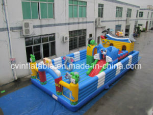 Inflatable Cartoon Playland pictures & photos