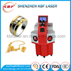 YAG Spot Auto Titanium Table Laser Jewelry Welder pictures & photos