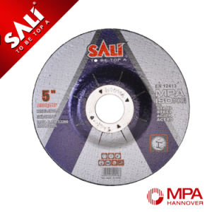 Factory Directly Sale Abrasive T27 Metal Grinding Disc with MPa pictures & photos