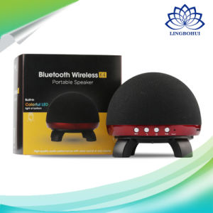 Jellyfish Shape 1200mAh Wireless MP3 Speaker pictures & photos