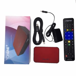 Android Based TV Box Mickyhop Platform IPTV Box with Whole Arabic Channels pictures & photos