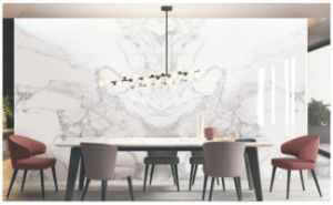 Snow White Copy Marble Floor Tile and Porcelain Tile 60*120 pictures & photos