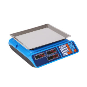 Metallic Housing Digital Electronic Weighing Scale pictures & photos