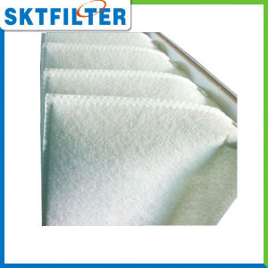85% Efficiency F7 Nonwoven Fabric Air Pocket Filter Bag Filter pictures & photos