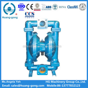 Qby Aoddp Stainless Steel Cast Iron Aluminum Air Diaphragm Pump pictures & photos