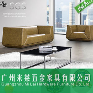 Best Selling Modern Genuine Leather Leisure Sofa pictures & photos