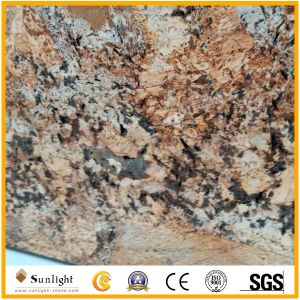 Brazilian Golden Persa Granite Slabs for Tiles/Countertops&Vanity Tops pictures & photos