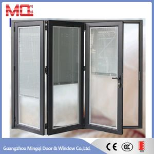 Guangzhou Aluminum Stacking Sliding Door pictures & photos