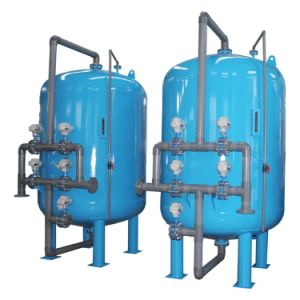 Circulating Water System Automatic Sand Media Water Filter (YL-MF-500) pictures & photos