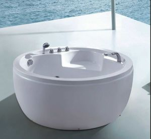 1500mm Round Jacuzzi with (AT-8348) pictures & photos