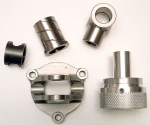Precision Stainless Steel Turning CNC Machine Part OEM CNC Machine Parts pictures & photos