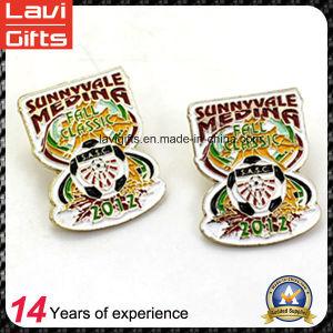 Professional Custom Logo Metal Lapel Pin Badge pictures & photos