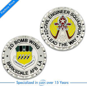 Factory Custom Challenge 3D Police Military Army Coin pictures & photos