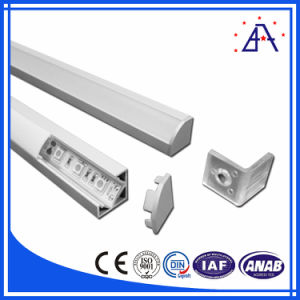 High-Quality ISO Aluminum Profile for LED Strip Light pictures & photos