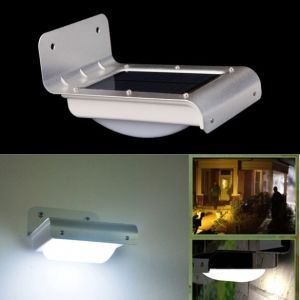 Energy Saving Courtyard Body Gallery Wall Lamp Solar Sensor Light pictures & photos