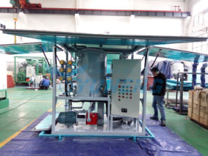 3000 L Per Hour Weather-Proof Aging Insulation Oil Purification Machine pictures & photos