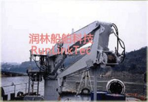 Crane Hydraulic Electric Knuckle Deck pictures & photos