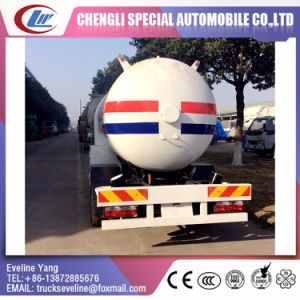 Popular Cheapest 5000L LPG Truck with Dispensing for Sale pictures & photos