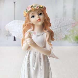 Resin Fairy Angel New Wire Wings Self Standing pictures & photos