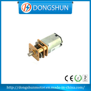 Ds-12ssn20 12mm 3V 4.5V 5V 6V 9V 12V Micro DC Spur Gear Motor