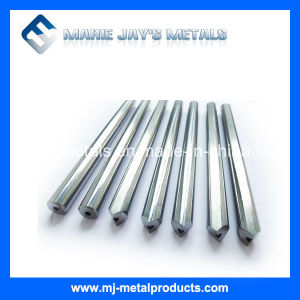 Precision Tungsten Carbide Rods with One Hole pictures & photos