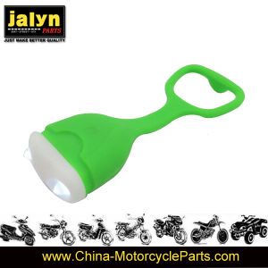 Cheap Silica Gel Plastic Light for Bicycle pictures & photos